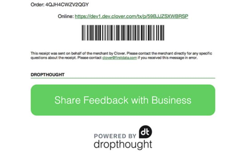 DropThought's powerful and easy-to-use features provide key benefits to businesses.