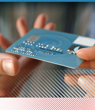 CHECKredi credit card and check payment processing equipment